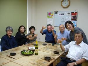 工房だより:漆の天ぷら…季節の珍味??